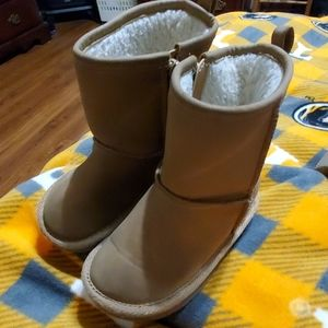 Gap Toddler Snow Boots Size 9